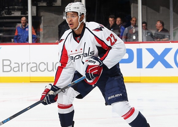 Madison Bowey - Washington Capitals