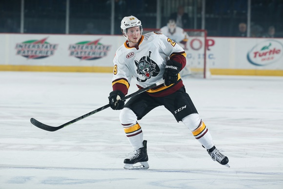 Danny Kristo - Chicago Wolves