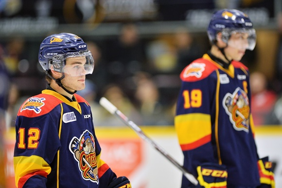 Alex DeBrincat - Erie Otters
