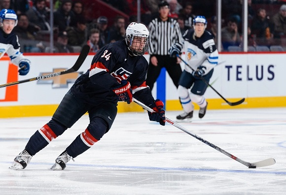 Auston Matthews - Team USA