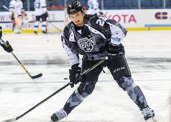 Nick Ebert - Los Angeles Kings