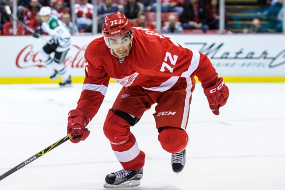 Andreas Athanasiou - Detroit Red Wings