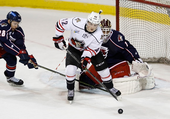 Kyle Rau - Portland Pirates