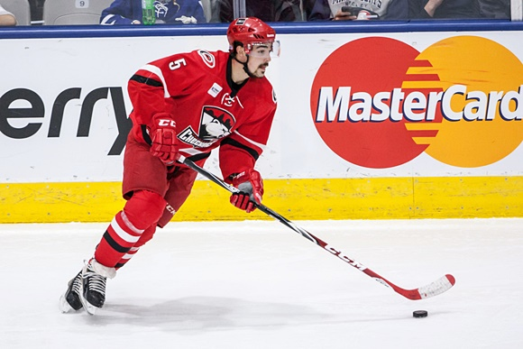 Trevor Carrick - Charlotte Checkers