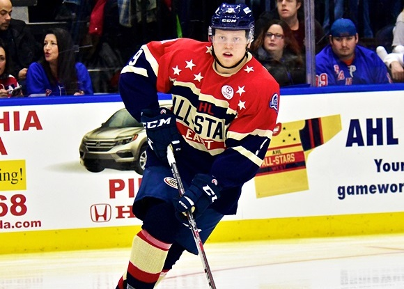 Hunter Shinkaruk - North Division - 2016 AHL All-Star Classic