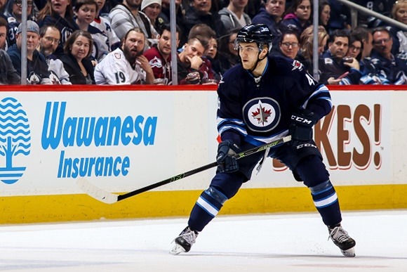 JC Lipon - Winnipeg Jets