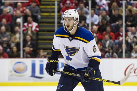 Joel Edmundson - St. Louis Blues
