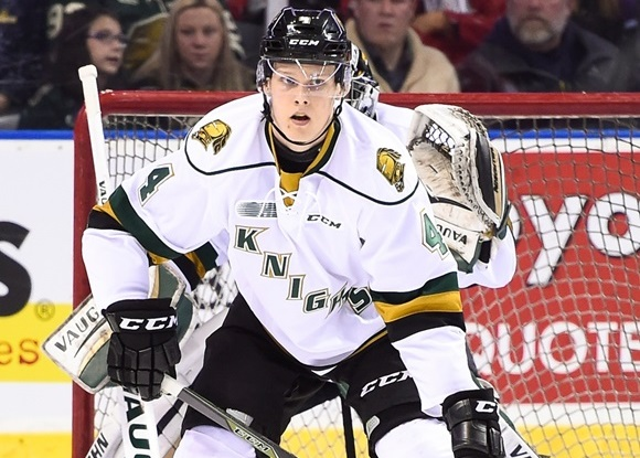 Olli Juolevi - London Knights
