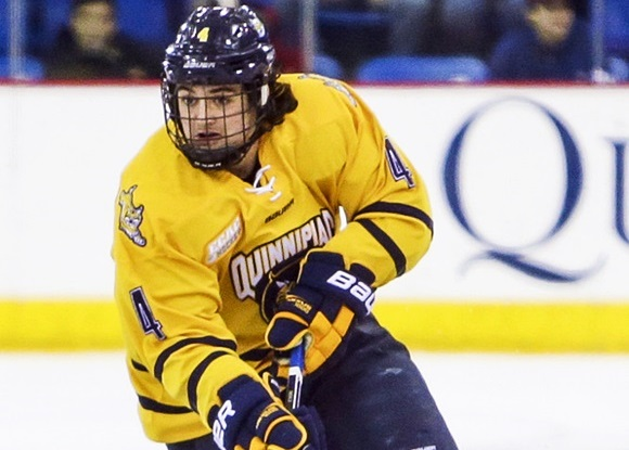 2016 NCAA Tournament: Top-ranked Quinnipiac faces RIT, defensive battle between Yale and UML in the East Regional
