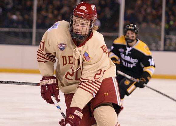 Danton Heinen - University of Denver