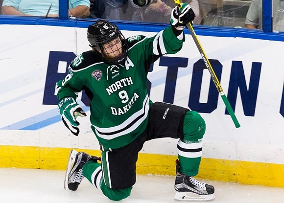 Prospect Impressions: Laine vs. Puljujarvi, Frozen Four highlights, Marner makes more magic in London