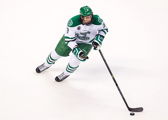 2016 NCAA Frozen Four: North Dakota's Poolman takes a step forward in second season