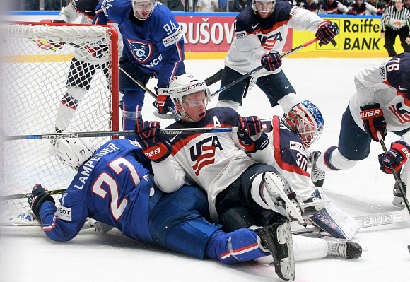 2016 IIHF World Championship: USA's Murphy adds to international hockey portfolio