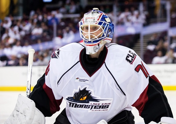 Joonas Korpisalo - Lake Erie Monsters