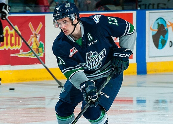 Mathew Barzal - Seattle Thunderbirds