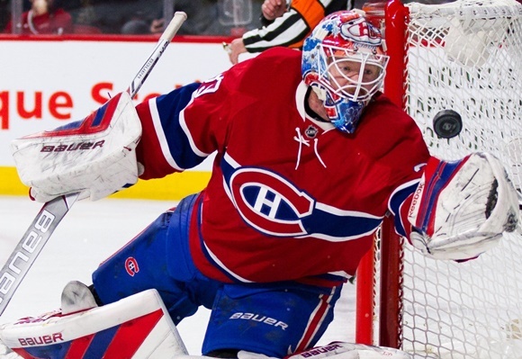 Mike Condon - Montreal Canadiens