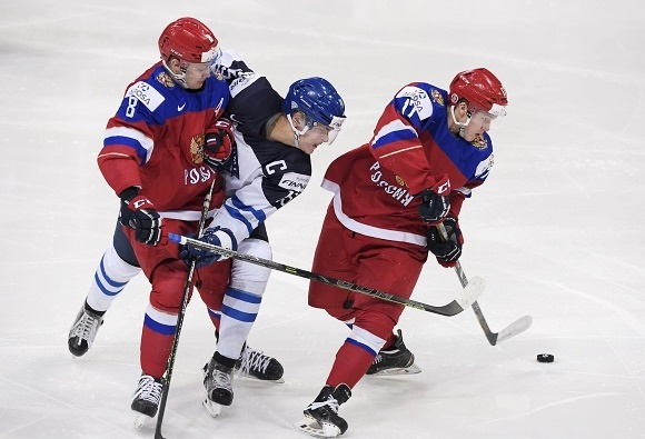Kirill Kaprizov - Team Russia - 2016 IIHF World Junior Championship